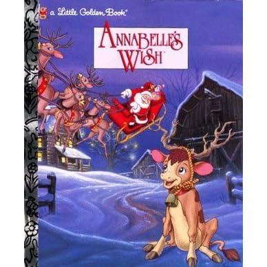 annabelle s wish golden book by susan korman