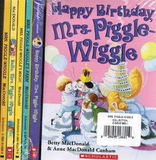 Mrs. Piggle-Wiggle 5-Book Collection: Mrs. Piggle-Wiggle / Hello Mrs. Piggle-Wiggle / Mrs. Piggle-Wiggle's Magic / Mrs. Piggle-Wiggle's Farm / Happy Birthday Mrs. Piggle-Wiggle