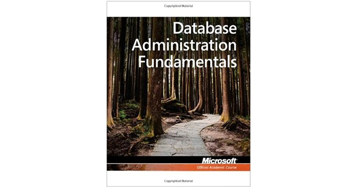 Exam 98 364 Mta Database Administration Fundamentals By Moac