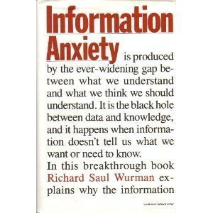 Information Anxiety