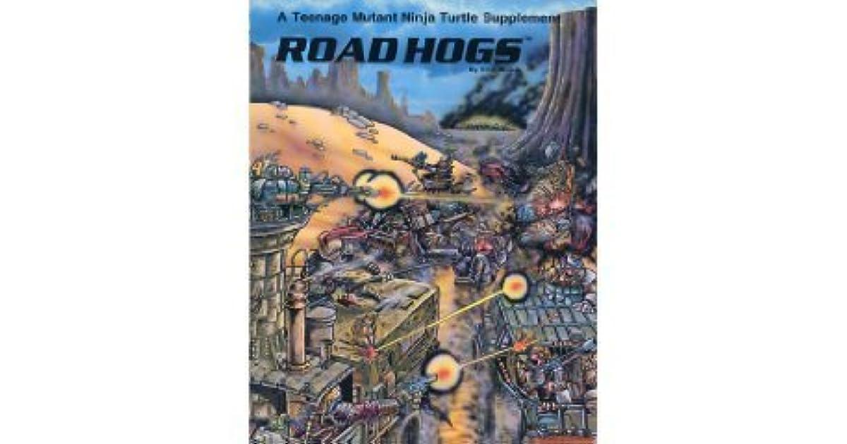 Road Hogs af Erick Wujcik-2509