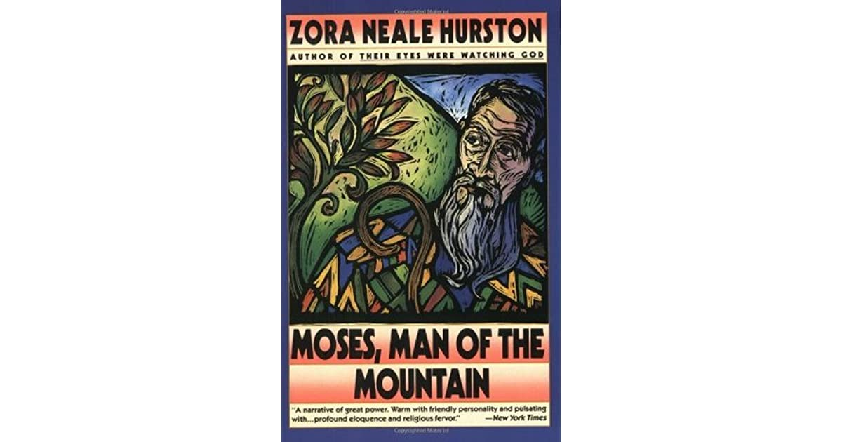 Moses man of the mountain by zora neale hurston fandeluxe Document