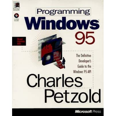 Programming windows 95 by charles petzold reviews for Window quotes goodreads