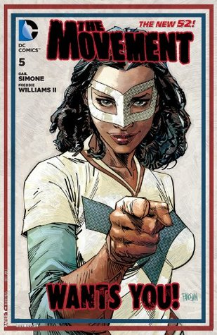 The Movement #5 by Gail Simone