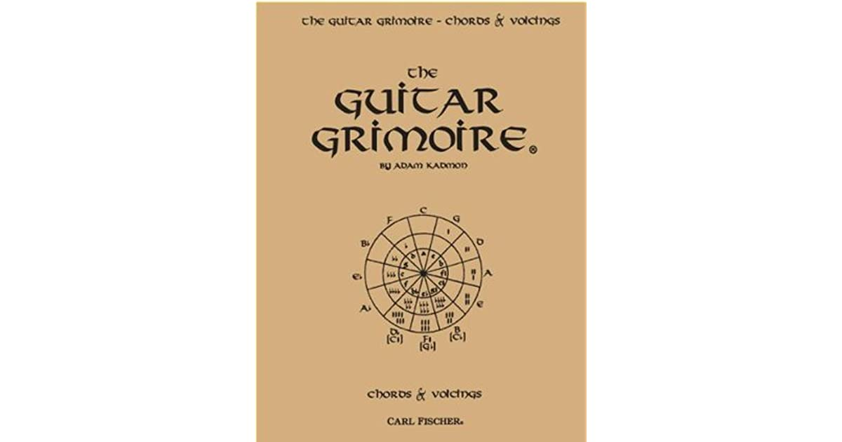 Guitar Grimoire Chords And Voicings Pdf Gallery - basic guitar ...