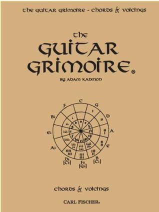 The Guitar Grimoire - A Compendium of Guitar Chords and Voicings