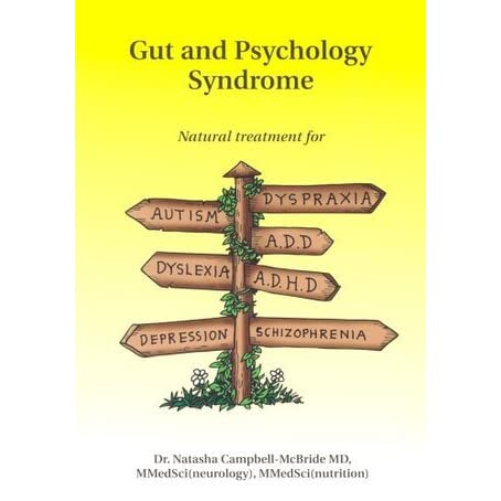 Gut and Psychology Syndrome: Natural Treatment for Autism