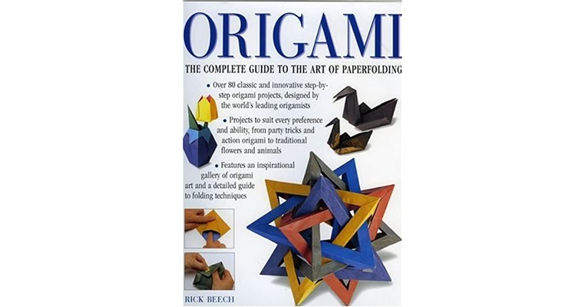 origami is the Japanese art of paper folding the diagram below ... | 630x1200