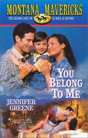 You Belong To Me (Montana Mavericks: Wed in Whitehorn #3)