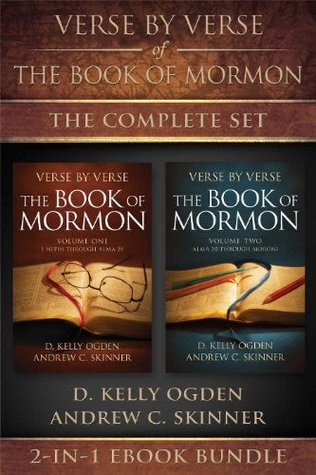Verse by Verse of the Book of Mormon: The Complete Set (2-in-1 eBook Bundle)