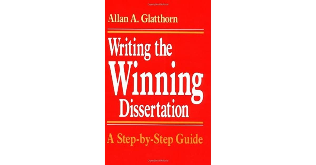 writing winning thesis dissertation glatthorn Physics 247 homework help speed velocity acceleration writing the winning thesis or dissertation 2nd edition completing dissertation allan a glatthorn.
