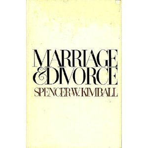 Marriage & divorce: An address