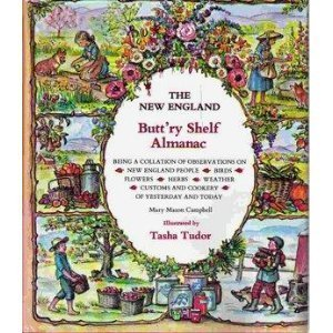The New England Butt'ry Shelf Almanac: Being a Collation of Observations on New England People, Bi