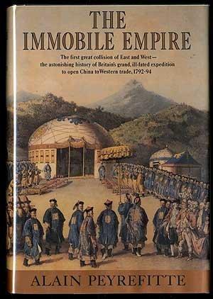 The Immobile Empire - Alain Peyrefitte
