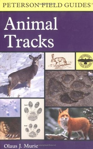 A Field Guide to Animal Tracks (Peterson Field Guides(R))