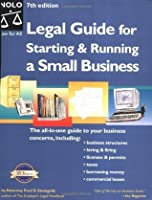Legal Guide for Starting and Running a Small Business