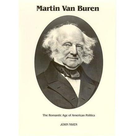 """Review of """"Martin Van Buren"""" by Donald B. Cole"""