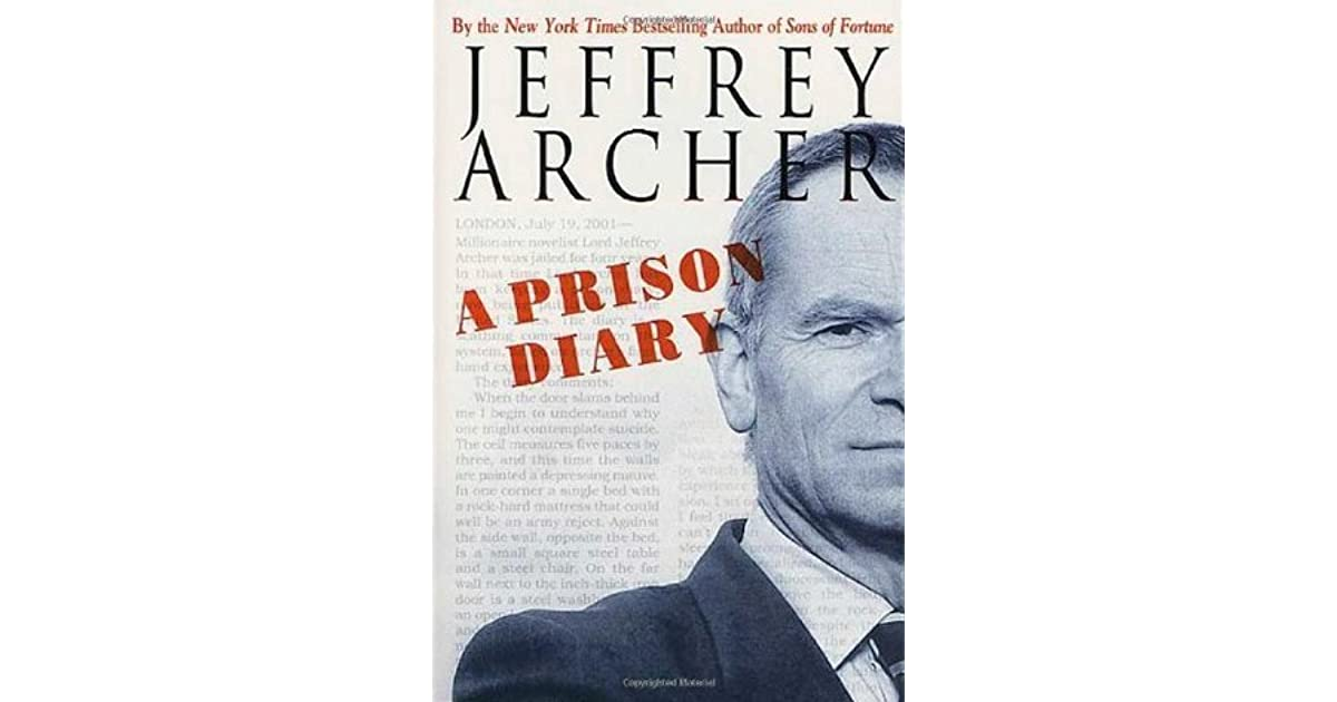 an analysis of hanna diamonds article berthes prison diary A prison diary: wikis note: many of our articles have direct quotes from sources you can cite, within the wikipedia article a prison diary is a series of three books of diaries written by jeffrey archer during his time in prisons following his convictions for perjury and perverting the course of justice.