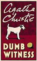 Dumb Witness (Hercule Poirot, #16)