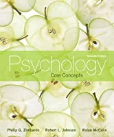Psychology: Core Concepts [with MyPsychLab & eText Access Code]