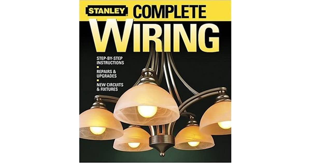 Surprising Complete Wiring By Stanley Tools Wiring Digital Resources Indicompassionincorg