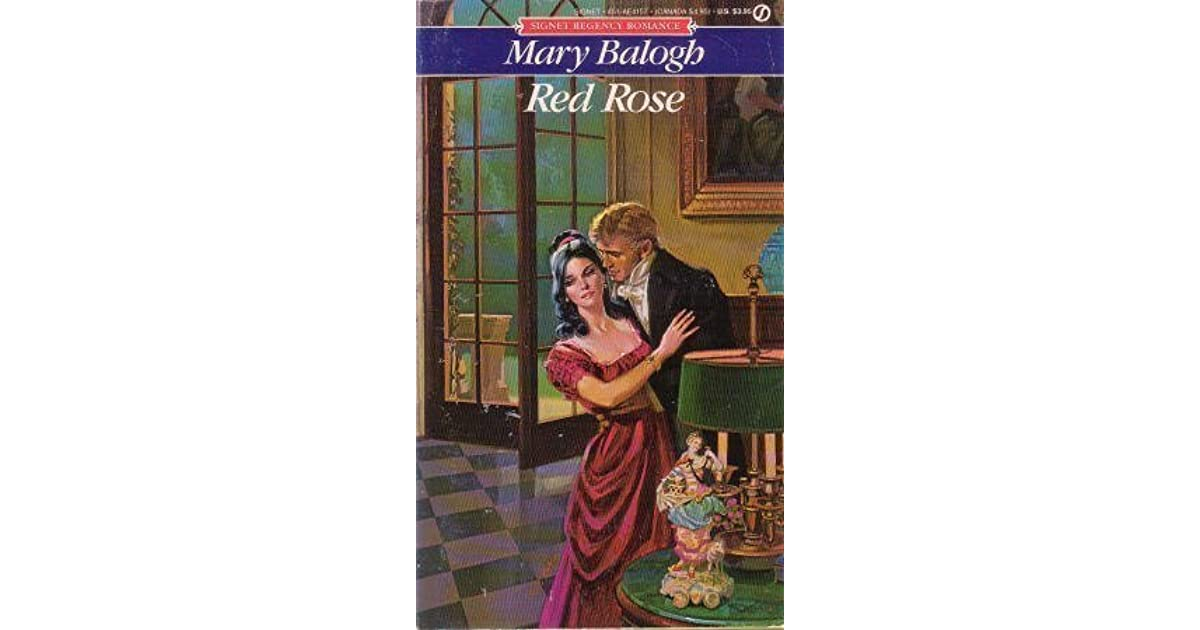 Red Rose by Mary Balogh