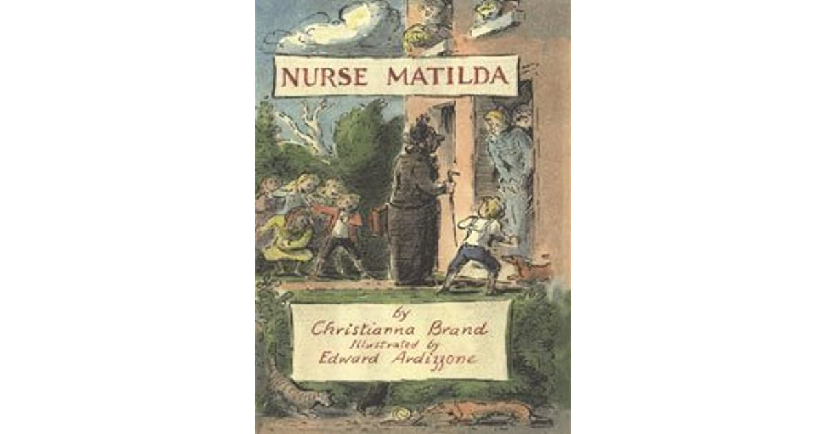 Nurse Matilda Books