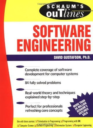 outline of theory and problems of software engineering
