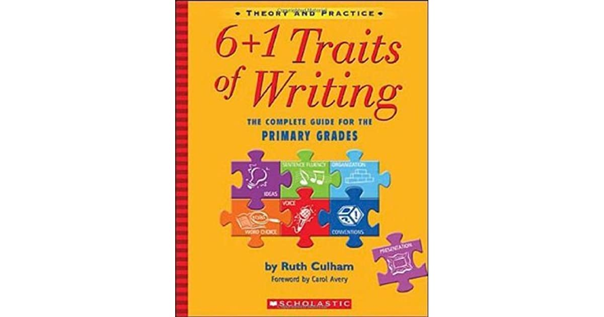 61 writing traits activities