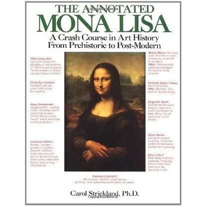 art history: mona lisa essay In 2008 he released a provocative documentary titled the mona lisa curse his  movie is a great mix of art history, humorous interviews, and.