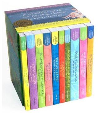 Oxford Children's Classics (10 Book Set)
