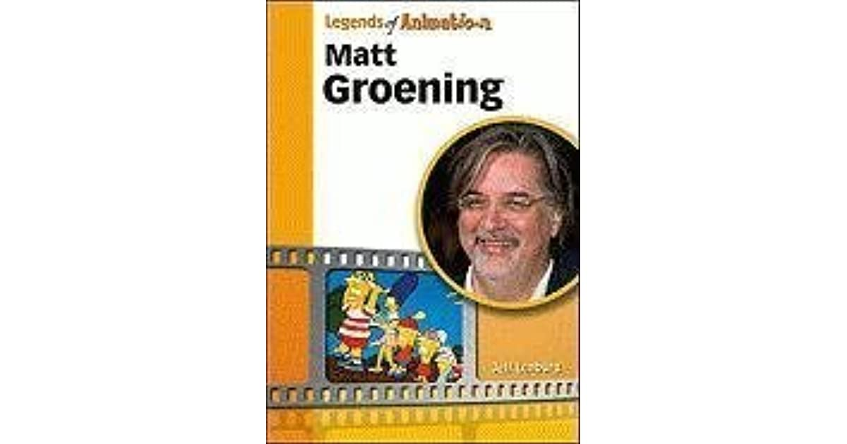 an analysis of matt groening who changed television forever