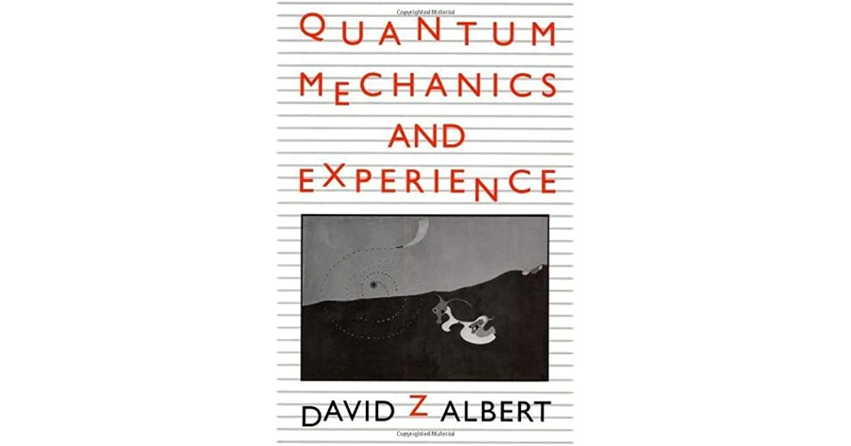 QUANTUM MECHANICS AND EXPERIENCE EBOOK DOWNLOAD