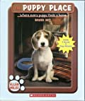 The Puppy Place Boxed Set, Books 6-10: Flash, Scout, Patches, Pugsley, and Maggie and Max