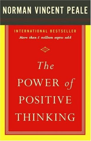 book cover: The Power of Positive Thinking - Dr. Norman Vincent Peale