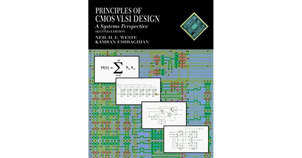 Principles of cmos vlsi design a systems perspective pdf