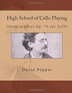 High School of Cello Playing (forty etudes) Op. 73 for Cello