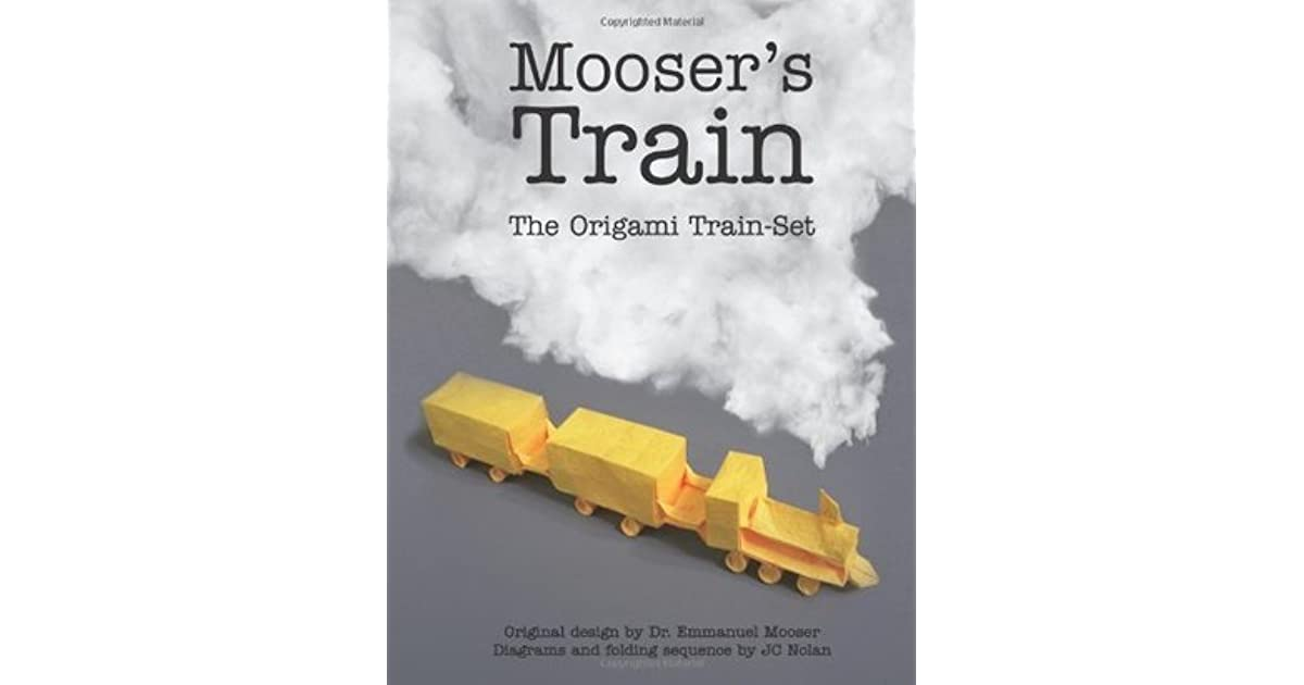 All Aboard the Origami Train - Origami Expressions | 630x1200