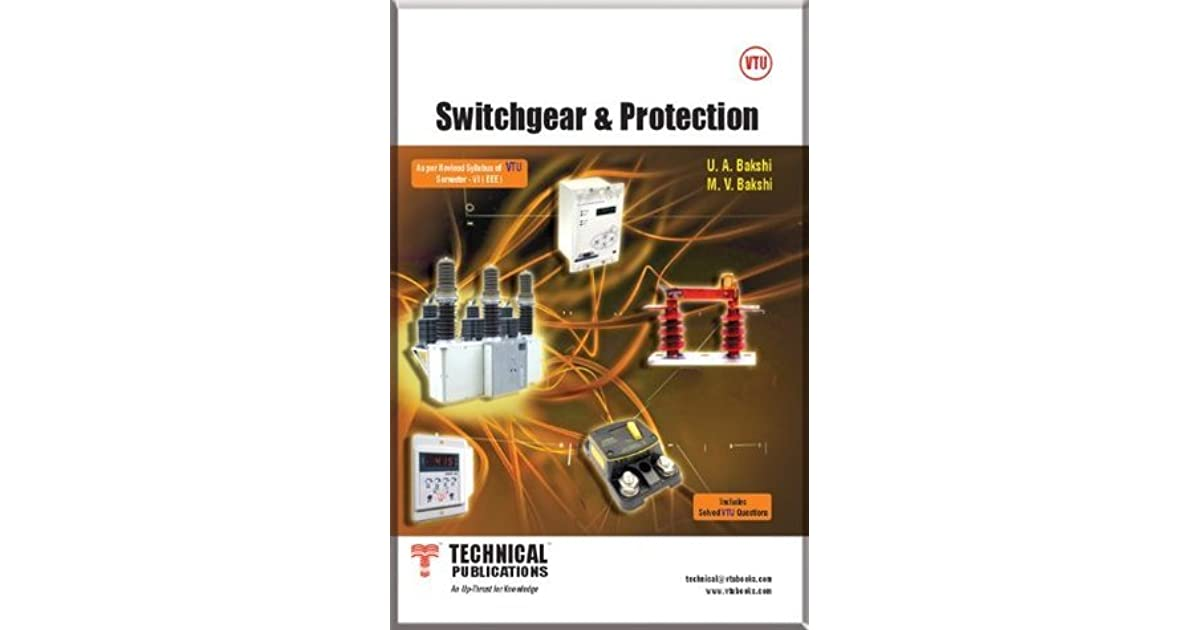 Ebook switchgear download and protection of
