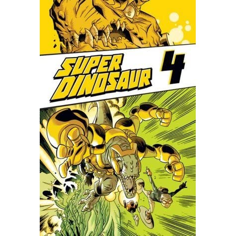 Super Dinosaur #3 Comic Book Kirkman Image