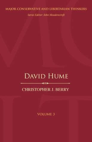David Hume (Major Conservative & Libertarian Thinker)