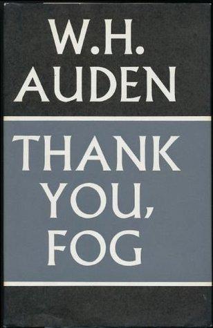 Thank You, Fog