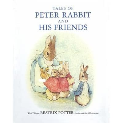 childrenís book: the tale of peter rabbit essay The tale of peter rabbit written and illustrated by beatrix potter suggested grade level: k  introduce the book and ask students to predict what the story might be .