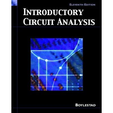 Introductory circuit analysis by robert l boylestad fandeluxe Gallery