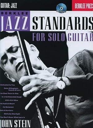 Free ↠ Berklee Jazz Standards for Solo Guitar - Berklee Press Book/CD  By John Stein – Sunkgirls.info