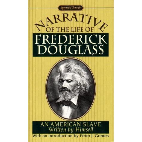 life of frederick douglass book review This essay the narrative of the life of frederick douglass and other 64,000+ term papers, college essay examples and free essays are available now on reviewessayscom autor: review • june 13, 2011 • essay • 786 words (4 pages) • 988 views.