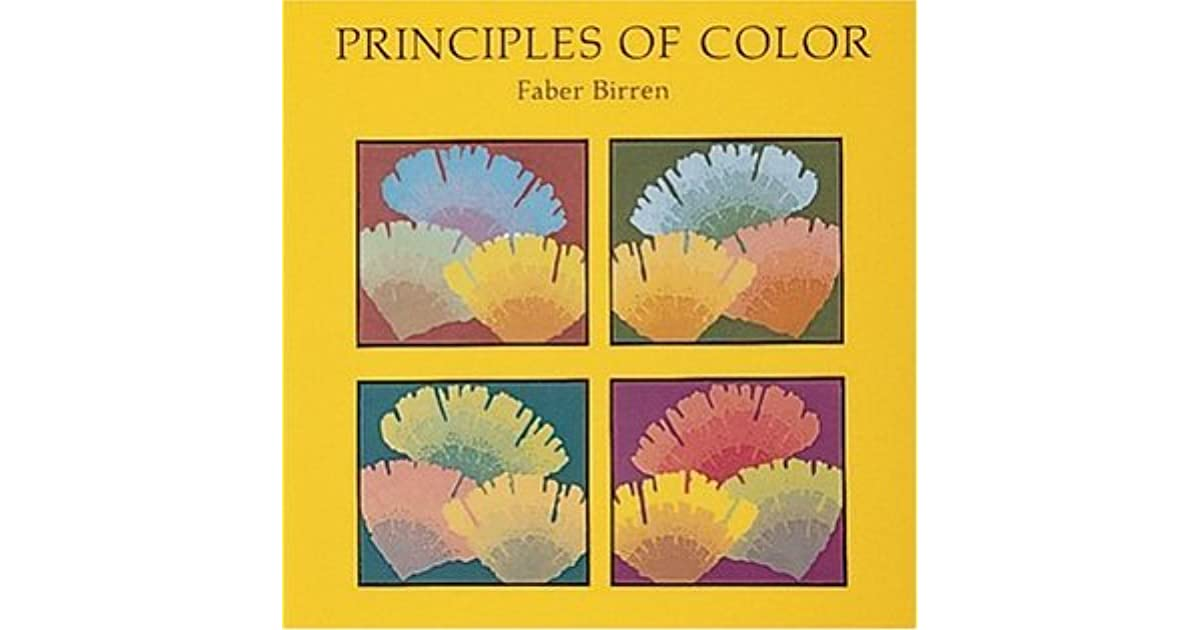 principles of color a review of past traditions and modern theories of color harmony - Books On Color Theory
