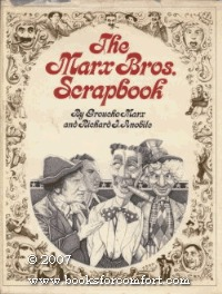 The Marx Brothers Scrapbook by Groucho Marx