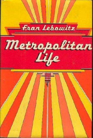 Metropolitan Life book cover