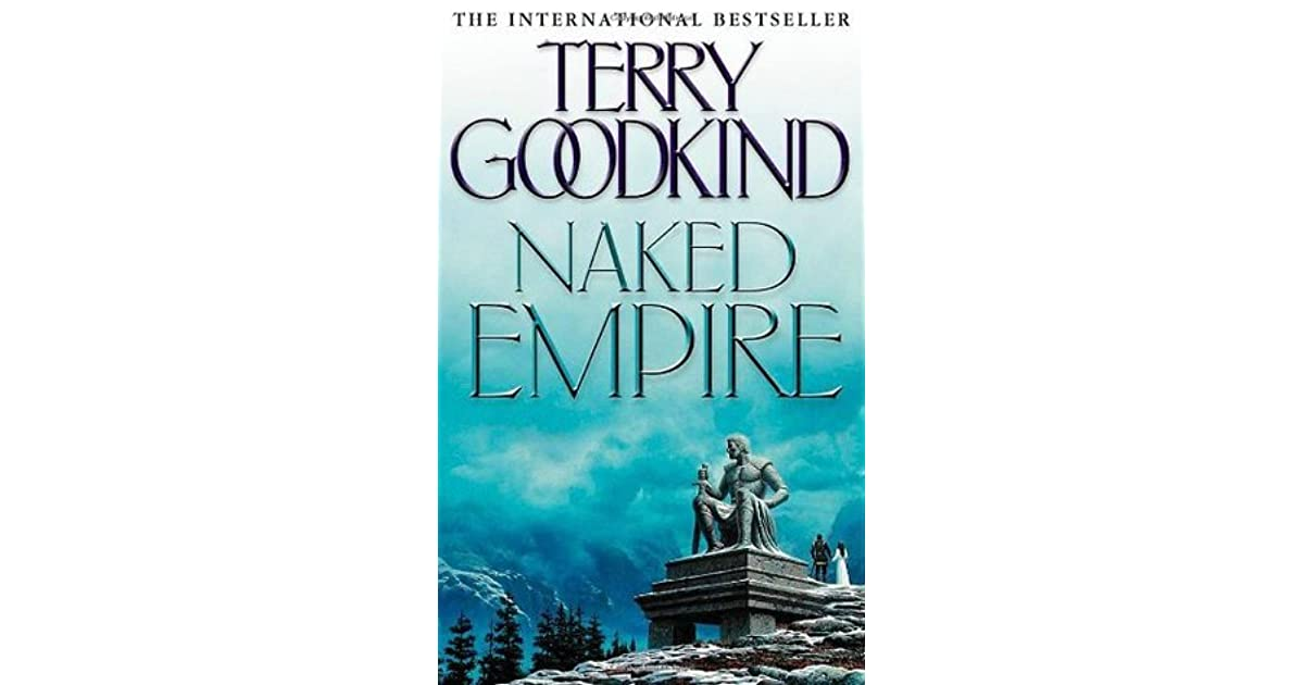 naked-empire-by-terry-goodkind